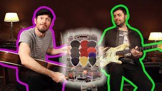 ¿ Existe La Púa De Guitarra Perfecta ? Guitar Picks - Dunlop Flow...
