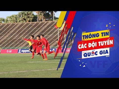 Lội ngược dòng thành công, U22 Việt Nam giành 3 điểm đầu tiên tại giải U22 ĐNA 2019