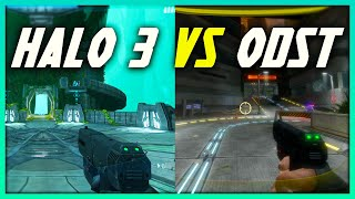 Halo 3 ODST Weapons in Halo 3! Changes 343 Made to Automag and Silenced SMG Weapon Analysis!