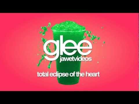 Glee Cast - Total Eclipse of the Heart (karaoke version)