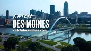 Have you seen Dan on the Catch Des Moines commercial?