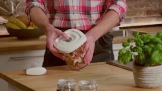 Tomorrow's Kitchen Vacuüm Voorraadpot 2.3 Liter
