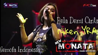 Download lagu Niken Yra Rela Demi Cinta Mp3
