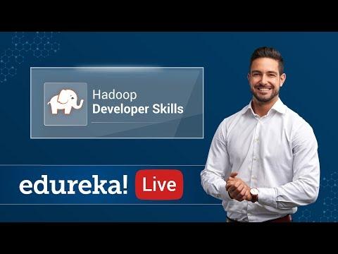 Hadoop Developer Skills   Hadoop Certification Training   Edureka