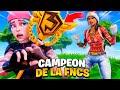 ASÍ LE GANE AL CAMPEON DE LA FNCS... | Nikito