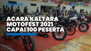 Acara Kaltara MotoFest 2021 Capai 100 Peserta Termasuk dari Provinsi Kalimantan Timur, Berau
