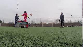 Football Camp Footage @ Haltemprice