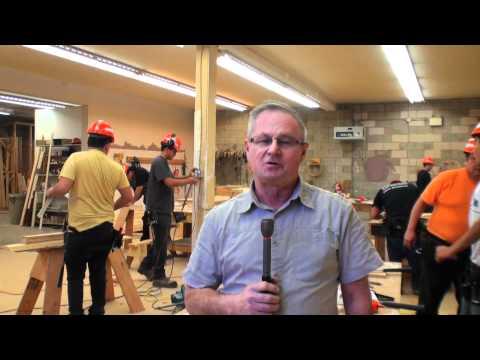 Level 1 Carpentry Training - YouTube