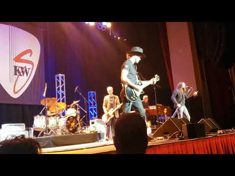 Kenny Wayne Shepherd Band Intro - Paramount Theatre in Denver April 20th,  2019