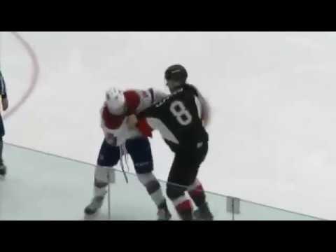 Jackson Leppard vs. Kobe Mohr