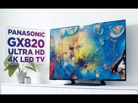 Best Panasonic 4k smart TV 2019| FX600 & FX650 In-depth