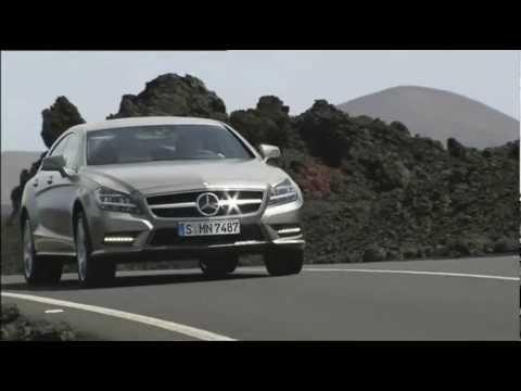Mercedes-Benz 2012 CLS Luxury & Comfort Trailer