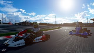 GT Sport - #107 Online Sala JaviFabio Team Racing Karting