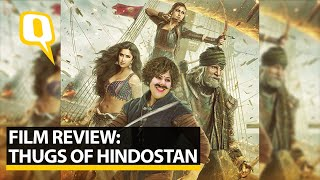 Thugs of Hindostan is A Stale Tale of Patriotism With No Substance
