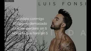 Luis Fonsi - Dime Que No Te Irás l Letra