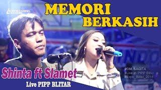 Memori Berkasih - Shinta Arsinta Ft Slamet (Sagita Live PIPP Blitar 2018)