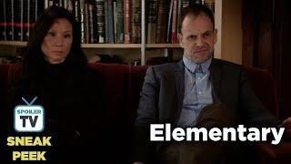 """Sneak peek 1 6.21 """"Elementary"""" (Season Finale) - CBS"""
