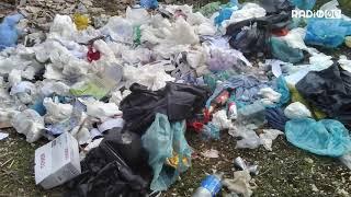 Scempio nelle campagne, tra rifiuti abbandonati e incendi