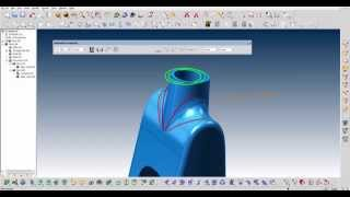 How to modify a CAD Solid by using GSM | ThinkDesign