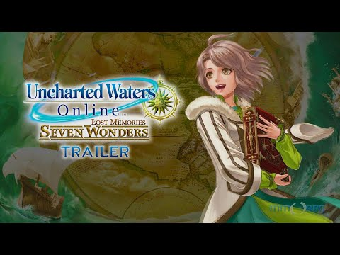 Uncharted Waters Online Releases Their 'First Official Trailer'