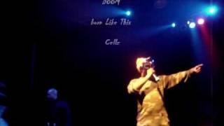 DOOM Live Toronto Cellz...... DOOM GET THE CASH!!!