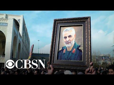 Iran vows revenge after U.S. airstrike kills top Iranian General in Iraq