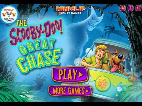 Download Scooby Doo By Doo Great Chase Game - Shockwave Games Play Online HD Mp4 3GP Video and MP3