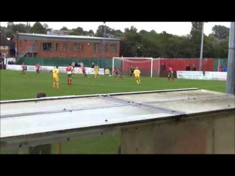 HARROGATE RAILWAY  vs FARSLEY FC