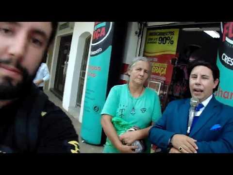 Encontrei o Silvio Santos em Andrelândia? - Luciene Olimpia