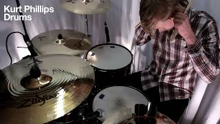 Olly Murs (Feat. Travie McCoy)   Wrapped Up (Kurt Phillips Drum Cover)