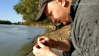 Рыбалка на реке кубань в ноябре