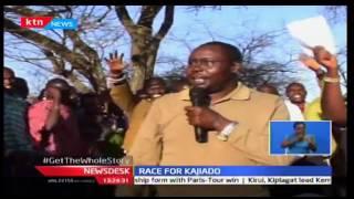 KTN News Desk: Kajiado Jubilee Gubernatorial aspirants meet to show unity in one Jubilee, 10/10/16