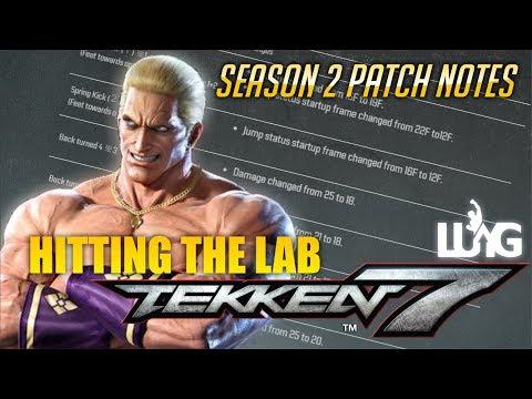 Download Hitting The Lab Tekken 7 Season 2 Patch Notes Law Video 3GP
