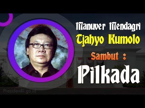 Manuver Mendagri Tjahjo Kumolo Sambut Pilkada