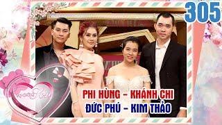 VỢ CHỒNG SON | VCS #305 UNCUT | Lâm Khánh Chi say sưa nói xấu chồng đến nỗi lộ điểm yếu bản thân 🤣