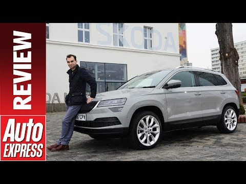New Skoda Karoq Road Trip - 1,500 Miles, Five Countries, One Brilliant SUV