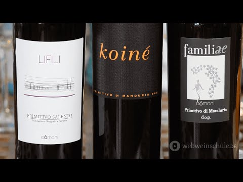 Weinschule Folge 49: Primitivo