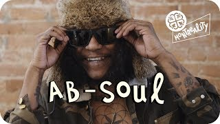 AB-SOUL x MONTREALITY ⌁ Interview 2017