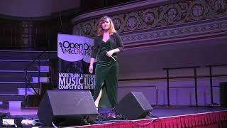 AMANDA L SKA At Dewsbury Area Open Mic UK Music Competition