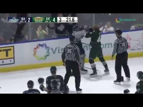 Andrej Kukuca vs. Aidan Sutter