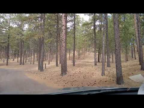 Video Of Center Lake Campground, SD
