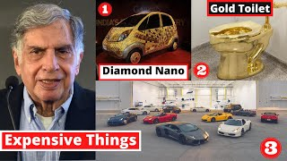 10 Most Expensive Things Ratan Tata Owns - MET Ep 13
