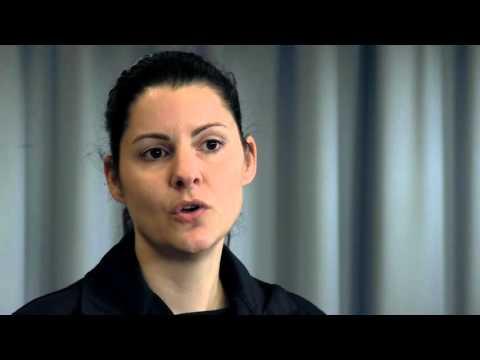la Capitaine Marjorie SAMPSONI, chef de centre - SDIS13 nous parle de la Journée internationale des droits des Femmes