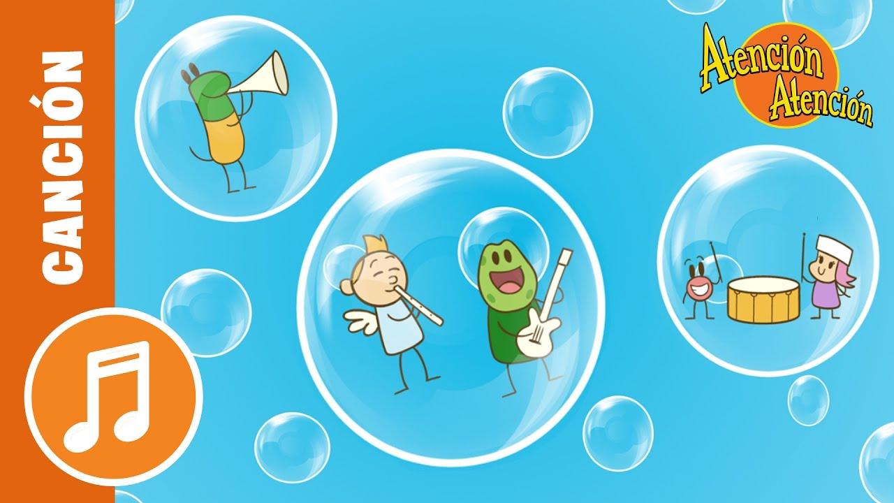 La Receta de las Burbujas - Atención Atención