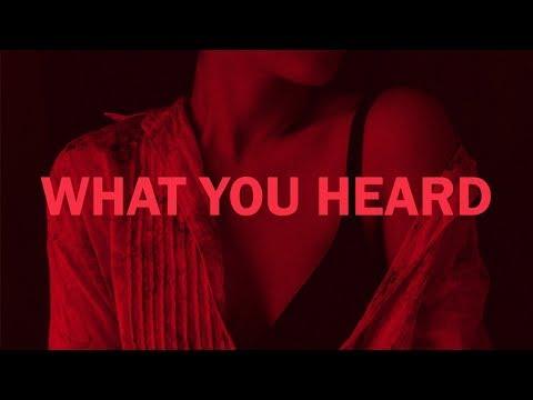 Sonder What You Heard