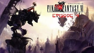 Let's Play Final Fantasy VI Steam VA Part 4 - Japanese Tentacle Porn Fetish Freakshow Fuckfest
