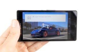 Review: Sony Xperia Z Android Smartphone - Staubdichtes und Wasserfestes Handy im Testbericht