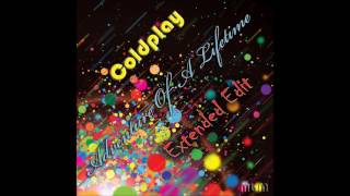 Coldplay - Adventure Of A Lifetime Extended Edit (re-cut by Manaev)