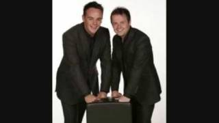 An Ant and Dec vid