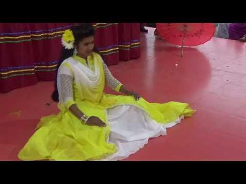 Gov't Azizul Haque college, Bogura College, Sweet Girl Dance performence ,Bogra